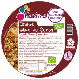Organic Great quinoa salad